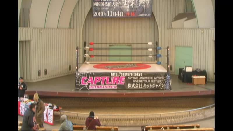 BJW. Winte Ueno Show 1 - Ueno Big Battles Opening Day Part 1 01.02.2019