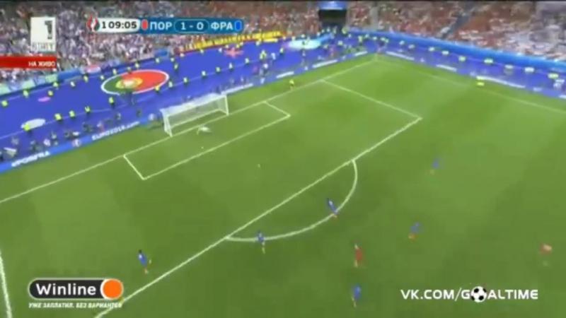 Football Forever - Гол Эдера