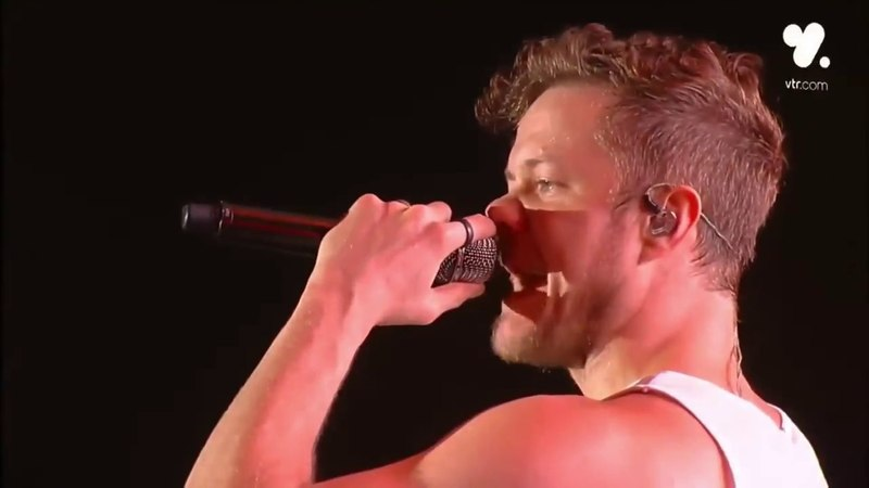 Imagine Dragons - Yesterday Live