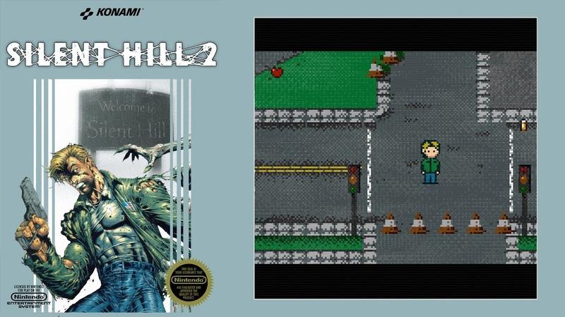 True (8-Bit Remix) | Silent Hill 2 x NES
