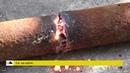 В Горловке ремонтируют теплотрассу