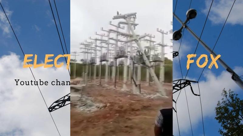 Нападение на подстанцию | Electric substation attack