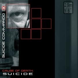 Suicide Commando альбом Cause of Death: Suicide