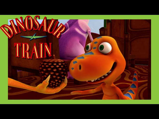 Evergreen Conifers - Dinosaur Train - The Jim Henson Company