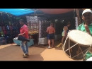 Гоа, рынок Анджуна