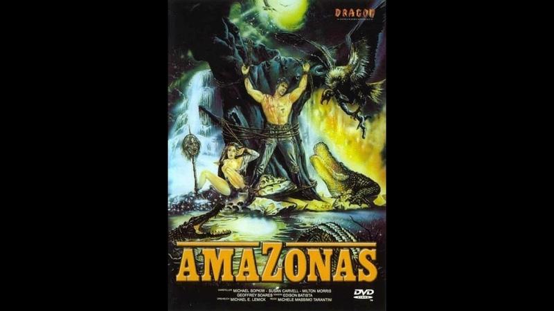 Amazonas - Ganzer Film Deutsch Horrorfilm Actionfilm Abenteuerfilm