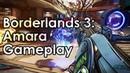 Borderlands 3: Amara Gameplay Skill Tree - Hostile Takeover Mission