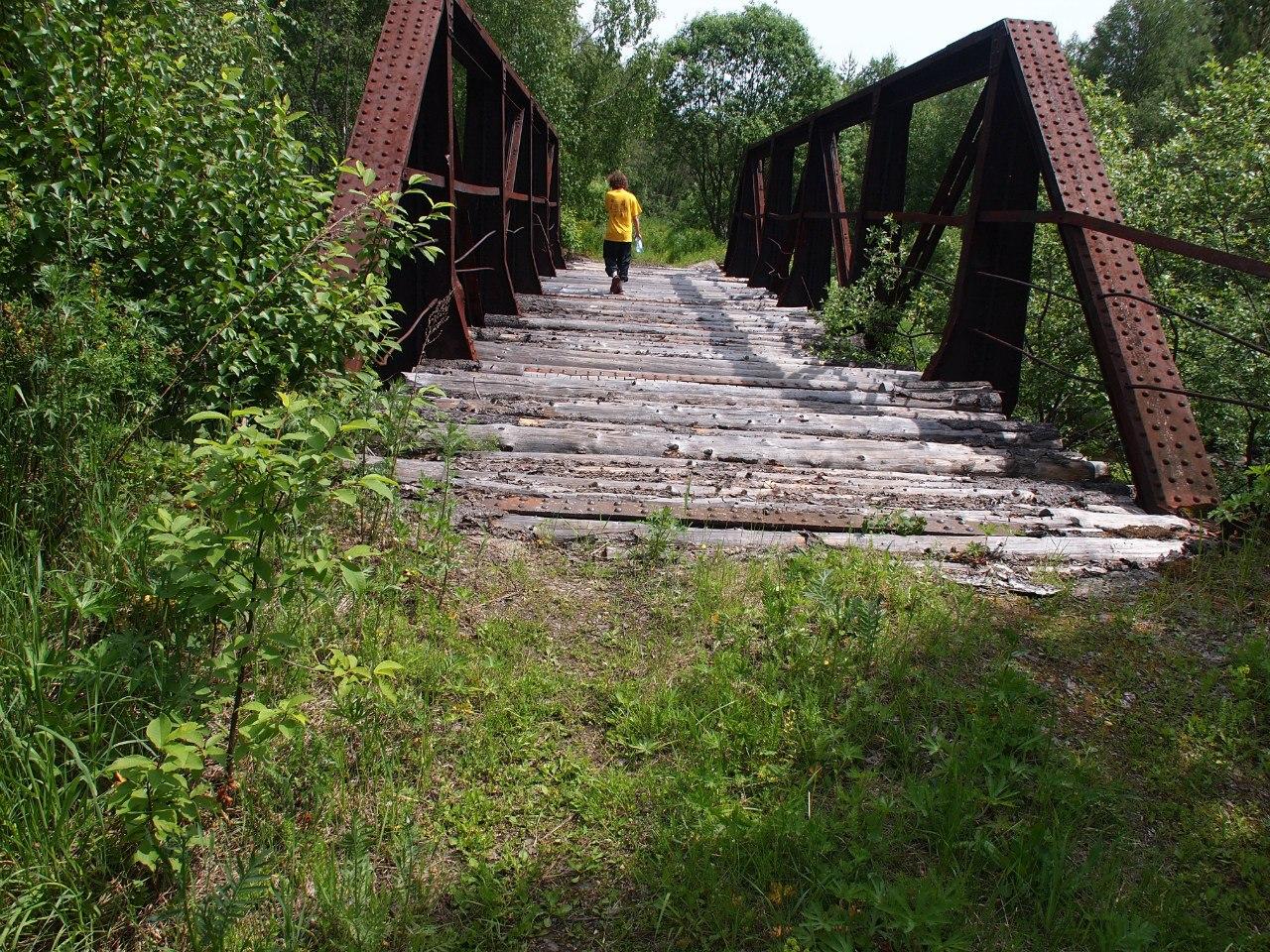 мост через реку Б.Катав