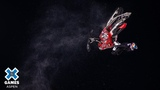 Daniel Bodin wins Snowmobile Freestyle gold X Games Aspen 2019