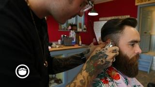 Unbelievable Style: Barbershop Beard Trim & Haircut