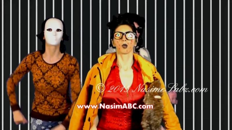 Nasime Sabz Dailymotion Video Demet Akalin Kanli Eller Calkala Parody [UNCUT]