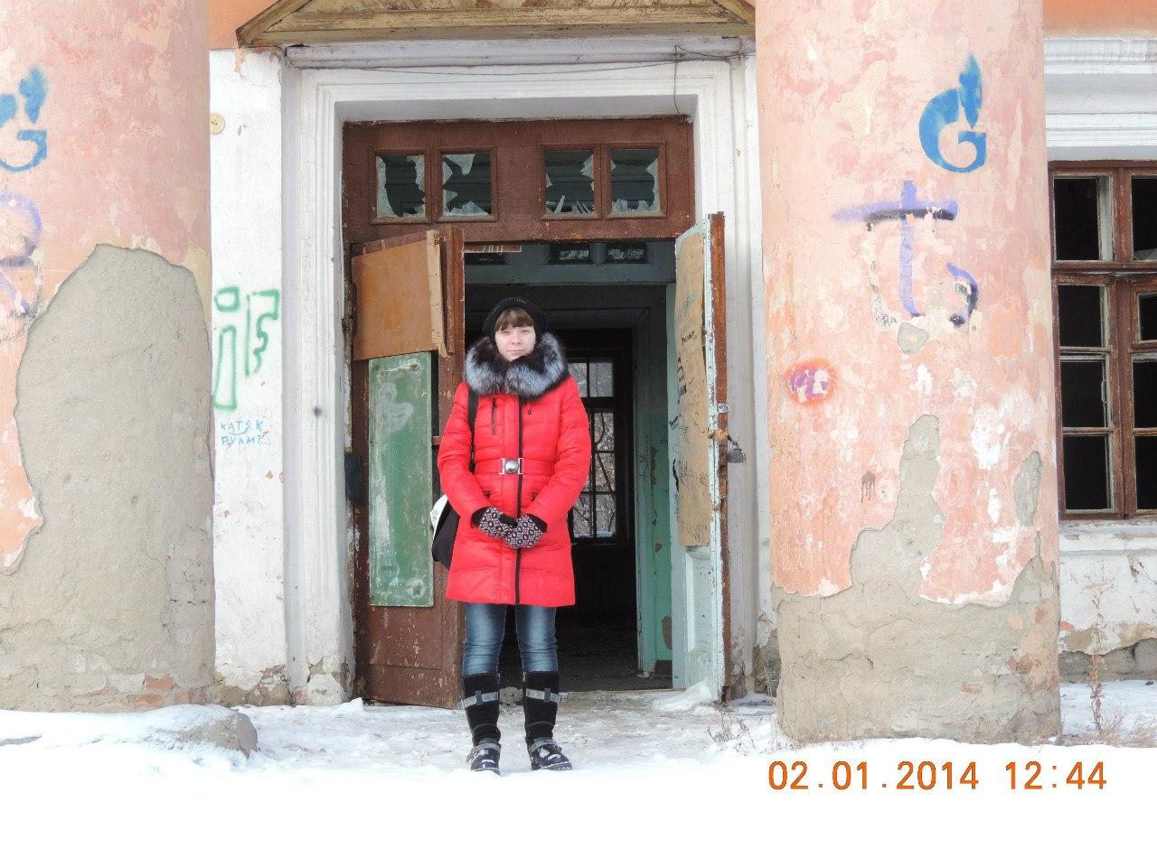 Дверь не заперта... (09.01.2014)