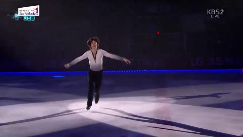 Junhwan Cha. Ice fantasia