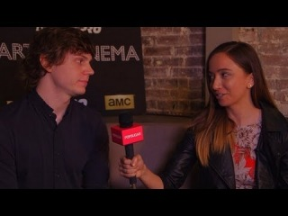Evan Peters Chats Adult World and Hints About American Horror Story | Tribeca Film Festival
