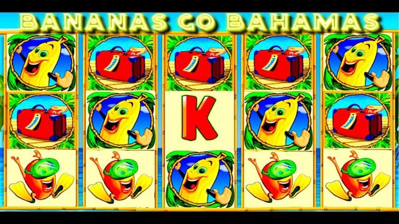 Казино вулкан! Slot Bananas Go Bahamas (бананы) игровые автоматы NOVOMATIC РУЛЯТ. Vulkan Grand.