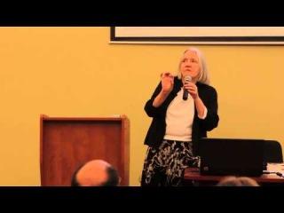 Saskia Sassen. Cities in our global future