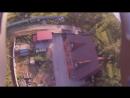 Полеты на даче на 300mm раме