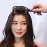 """청담동미용실 쌤시크 지환 on Instagram: """"- 2018 f/w hairtrend 💁🌿 . . 볼륨에어컷 볼륨에어펌 💇♀️💕 - 여신앞머리 스타일링까지🤭 c컬펌 . . . . . . . . . . . . . . . . . . 아름다움을 잡는 디테일..."""