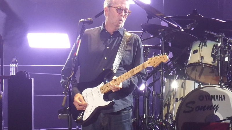 Cocaine Eric Clapton@Madison Square Garden New York 10718