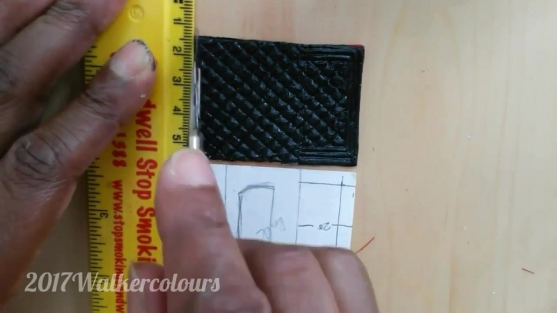 How to Make a Functioning Chanel Inspired Doll Purse Doll Handbag DIY Working Clasp