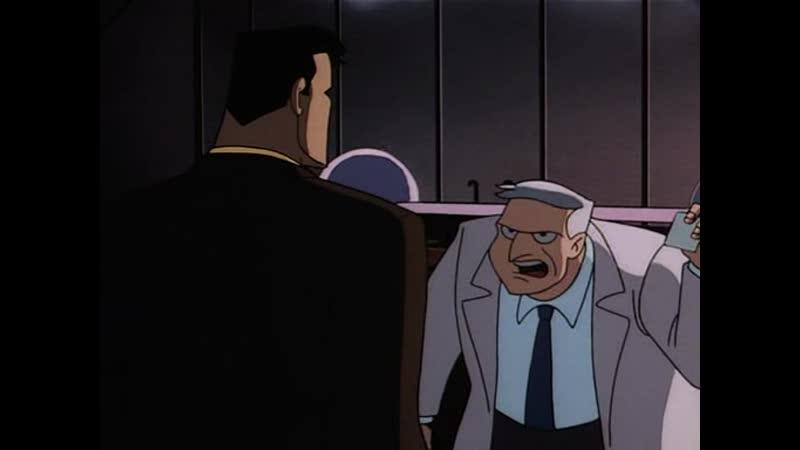 Batman TAS 1x01 Con alas de piel
