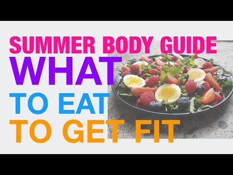 WEIGHT LOSS MEAL PREP FOR WOMEN AND MEN - PART OF BIKINI BODY GUIDE 2018