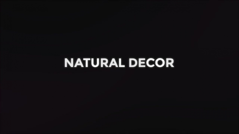 FREE TO CREATE _ NATURAL DECOR MOOD _ ICA Group