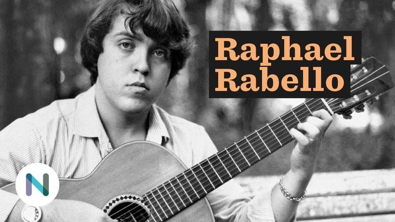 Raphael Rabello, gênio do violão