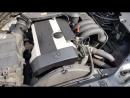Тестовый запуск двигателя M104.994 Mercedes W140. Объем 3.2 л.  Авто 1997 года. Пробег по Японии: 77 000 км. Отправим в регионы
