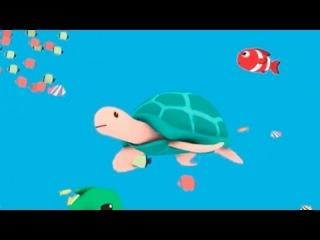Мультики Руби и Йо-Йо - Подводный мир