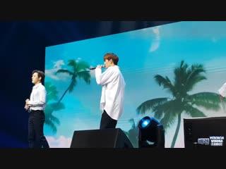 FANCAM : BTOB - Summer Romance @ Concert in Jakarta