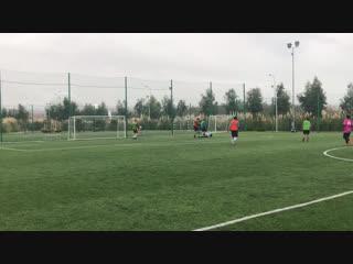 AFL Interleague 2. Barcelona- Cliftonville