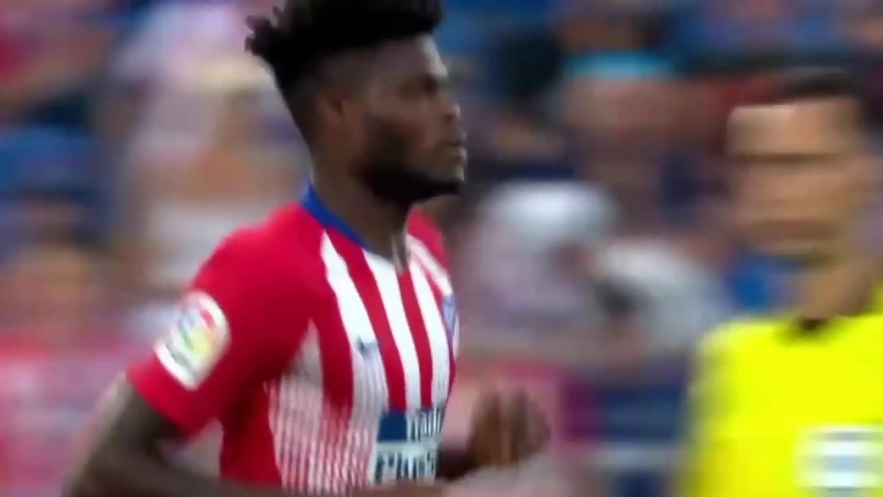 Хетафе 0 - 2 Алтетико Мадрид / Обзор матча, видео обзор, голы матча.