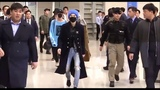 181024 BTS airport Легендарный аутфит Мин Юн Ги в аэропорту