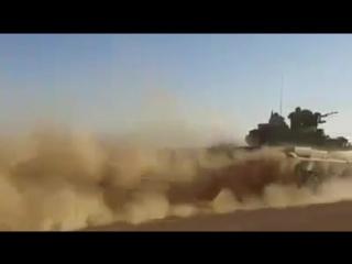 Сирия. T-90