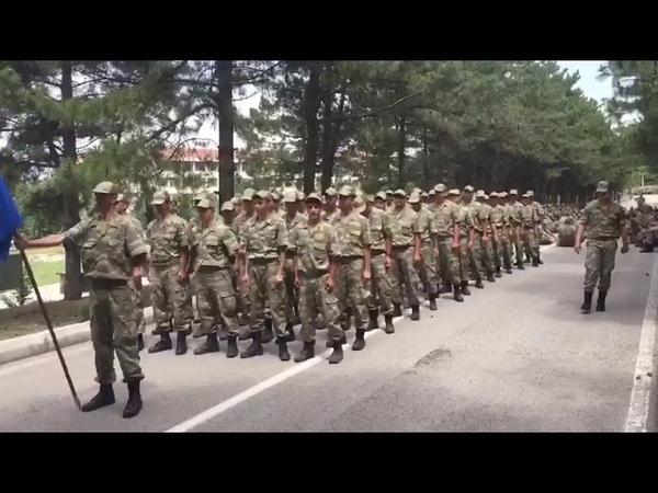 Hayatın Anlamı Galatasaray,Askerler ve komutan sosyal medyayı salladı.