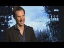 Star Trek: Benedict Cumberbatch does French 'Beam Me Up Scotty' impression
