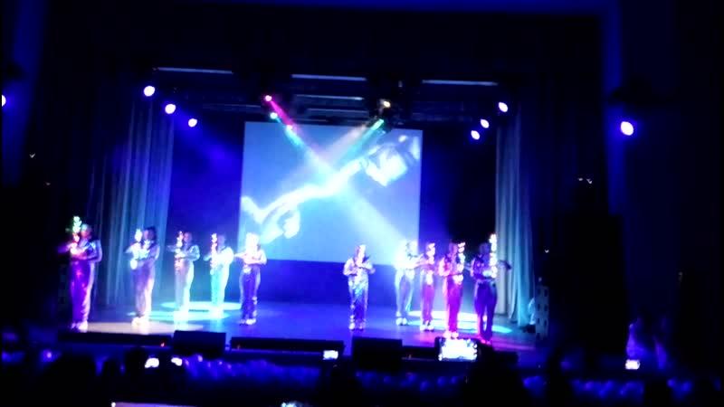 Отчетный концерт ПМК Прожектор Торжественное открытие 26.04.19 г.