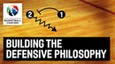 1.0 -1.9 -TEAM DEFENSIVE TACTICS AND STRATEGIES /Building the Defensive Philosophy - Jan Stirling - Basketball Fundamentals