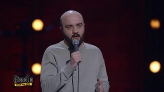 Stand Up: Расул Чабдаров - О работе таксистом, встрече выпускников и маргиналах