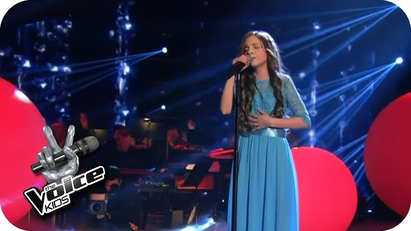 Schubert - Ave Maria (Sofie) | Finale | The Voice Kids 2017 | SAT.1