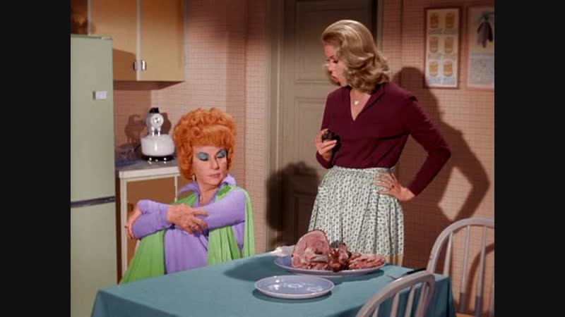 Моя жена меня приворожила\Bewitched (1964-1971) - 01 сезон 23 серия