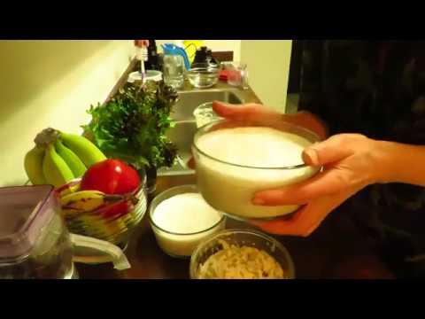 Сыроедение Соевое молоко в домашних условиях