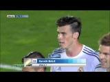 1-й гол Гарета Бэйла в составе Реал Мадрида!(Реал:Вильяреал)