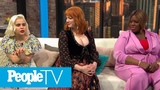 Mae Whitman Fondly Remembers 'Sitting On George Clooney's Shoulders' In 'One Fine Day' PeopleTV