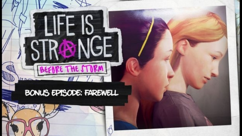 DLC Life Is Strange: Before The Storm