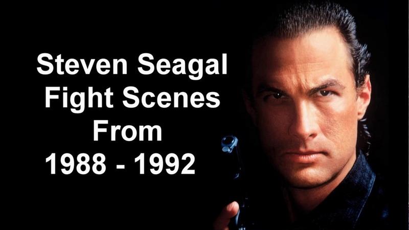 Steven Seagal Fight Scenes 1988 1992
