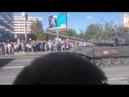 Парад в честь 75 летия освобождения Брянска от немецко фашистских захватчиков