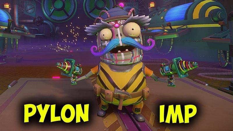 ПИЛОН ИМП - Pylon Imp - Обзорище от Андромалика | Plants vs Zombies GW 2
