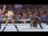 Trish  vs. Victoria vs. Jazz Wrestlemania (Longer Version)